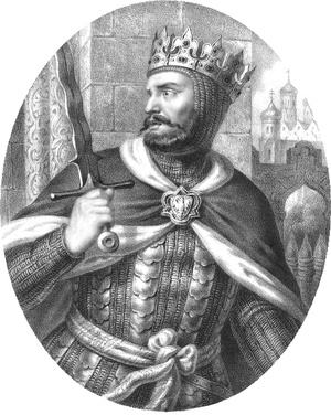 Aleksander Lesser - Bolesław I Chrobry
