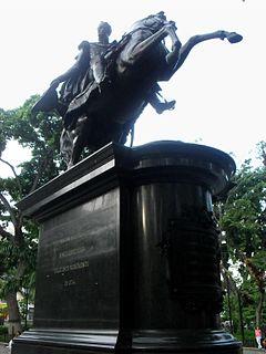 public space in Caracas