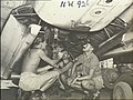 Bombing up 13 Squadron RAAF Ventura Jun 1945 AWM NWA0926.jpg