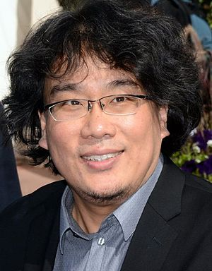 Bong Joon-ho - Bong Joon Ho in 2013 at the Deauville American Film Festival