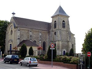 Bonneuil-en-France - Eglise Saint-Martin 02.jpg