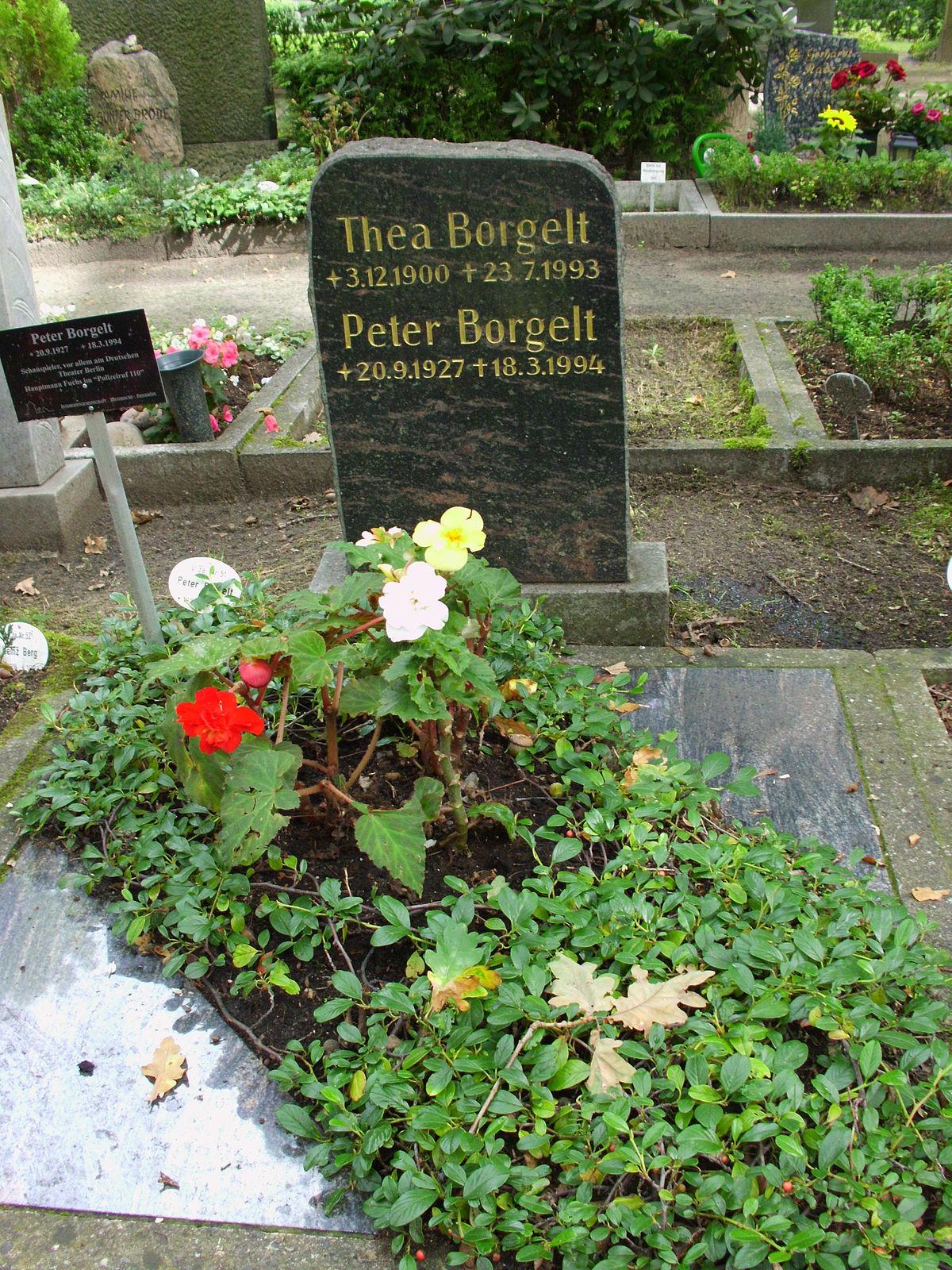 Peter Borgelt Wikipedia