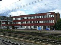 Borlänge stationshuse.   JPG