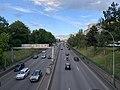 Boulevard Périphérique vu depuis Pont Avenue Georges Lafenestre Paris 1.jpg