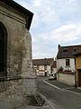 Bourdon église (pilier angle Nord du chevet) 1.jpg