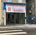 Boutique 3D Audition en cours d'ouverture à Miribel (Ain) en février 2021.jpg