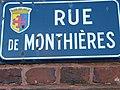 Bouttencourt, Ansennes, Somme, Fr, plaque de rue.jpg
