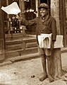 Boy selling Doar Hayom newspaper, Jerusalem 1920s.jpg
