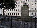 Brückensprengungsdenkmal an den Napoleon-Feldzug im Jahr 1813 erinnernd im August 2017.jpg