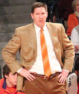 Brad Brownell American basketball coach