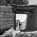 Brama do posiadłości arbaba Chodżi Muhammada Amin Chana - Afganistan - 001992n.jpg