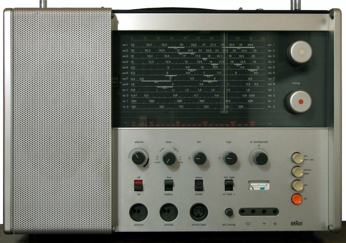 Braun T 1000 Wikipedia