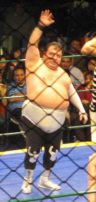 Brazo de Plata - Brazo de Plata during a CMLL event