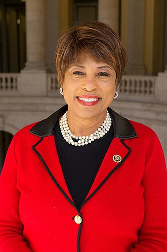 Michigan's 14th congressional district - Image: Brenda Lawrence official photo