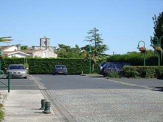Breuillet, Charente-Maritime - Image: Breuillet 25