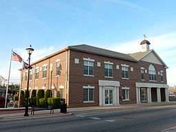 Bridgeport Borough Hall, MontCo PA 01.JPG
