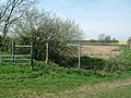 Bridleway near Park farm - geograph.org.uk - 405915.jpg