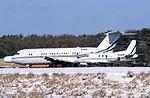 British Aircraft Corporation BAC 1-11 Series 401AK, Northrop Grumman JP30071.jpg