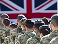 British Troops Remembering the Fallen in Afghanistan MOD 45158288.jpg