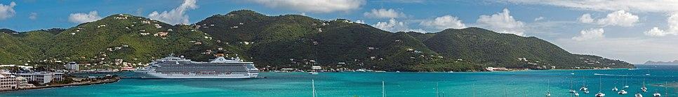 British Virgin Islands WV banner