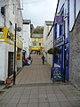 Brixham - Union Lane - geograph.org.uk - 1633160.jpg