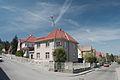 Brno-Zabovresky - domy na rohu ulic Foustkovy a Ticheho v Ceske urednicke ctvrti.jpg
