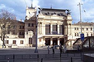 Brno - Hlavní nádraží