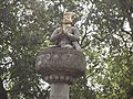 Bronze Statue of King Prithvipati Shah in Gorkha NP-GK-06 04.jpg