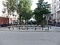 Bruselas - Plazoleta frente casa natal Cortazar.jpg