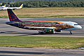 Brussels Airlines (Tomorrowland Livery), OO-SNF, Airbus A320-214 (30338433498).jpg