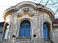 Bucuresti, Romania, Str. Henri Coanda (casa Macca - Institutul de Arheologie Vasile Parvan) B-II-m-B-18440 (detaliu 6).JPG