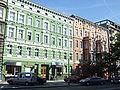 Buildings at Wojska Polskiego Avenue in Szczecin.jpg