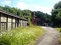 Buildings on Pleasley Vale land - geograph.org.uk - 468555.jpg
