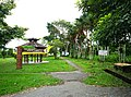 Bukit Lima Forest Reserve entrance.jpg