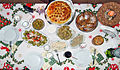 Bulgarian Christmas eve table.jpg
