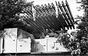 Bundesarchiv Bild 101I-300-1863-18, Riva-Bella, Vorführung Panzerwerfer
