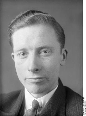 Hubert Renfro Knickerbocker - Image: Bundesarchiv Bild 102 11663, Hubert Knickerbocker