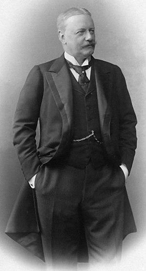 Bülow, Bernhard, Fürst von (1849-1929)