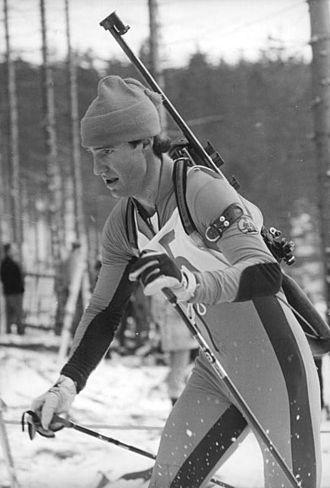 Frank Ullrich - Frank Ullrich in 1982.