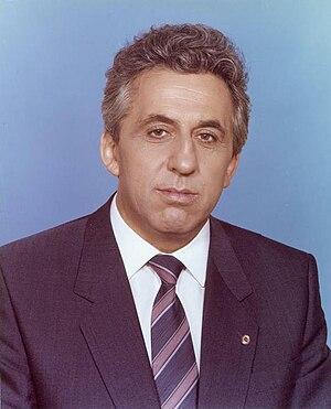 Egon Krenz - Egon Krenz in 1984