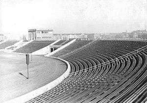 Friedrich-Ludwig-Jahn-Sportpark - Friedrich-Ludwig-Jahn-Sportpark (1954)