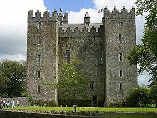 Bunratty Castle castle