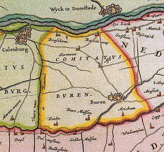 County of Buren