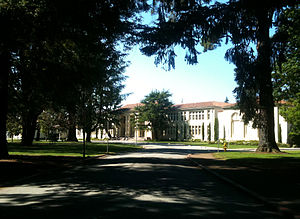 San Mateo Union High School District - Image: Burlingame High School