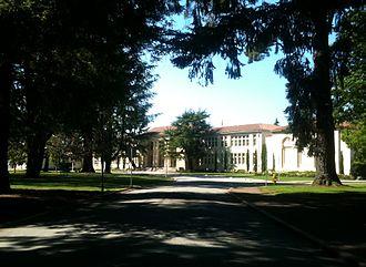 Burlingame High School (California) - Image: Burlingame High School