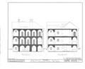 Burlington County Prison, 128 High Street, Mount Holly, Burlington County, NJ HABS NJ,3-MOUHO,8- (sheet 9 of 24).png