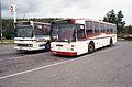Buss fra Aust-Agder Trafikkselskap (ATS) og Risør og Tvedestrand bilruter (RTB).jpg