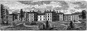 Butler Hospital - Butler Hospital, 1886