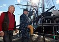 Buzz Aldrin tours USS Constitution 131018-N-SU274-012.jpg