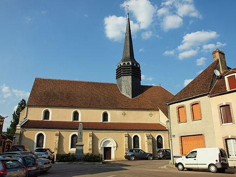 Église Saint-Loup